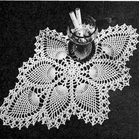 Crochet Pattern 7714