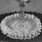 Double Ruffled Doily - About.com
